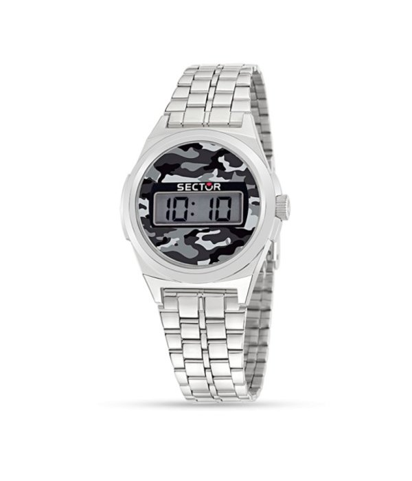 SECTOR Regarder secteur numérique R3253172002 Street. Timepiece Division Street numérique