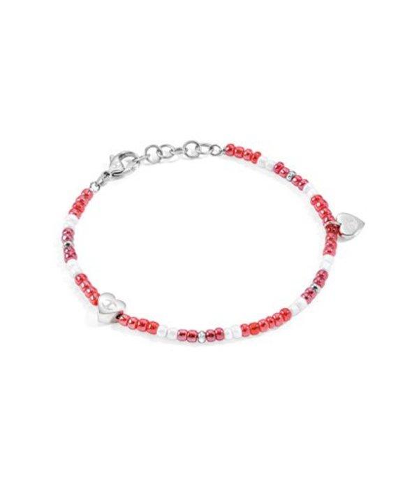 JUST CAVALLI Just Cavalli Just BAHIA bracelet rouge SCACB01