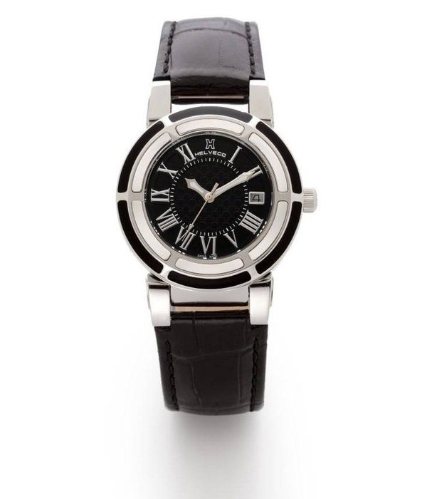HELVECO HELVECO LA COURONNE Black Watch DIAL H176640NNR