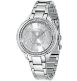 JUST CAVALLI JC01 Ladies Watch R7253571504 avec le jour et cas fixé avec des cristaux