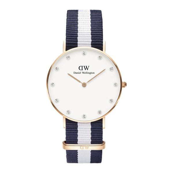 GLASGOW DW001000078 MONTRE DE DAMES 34MM
