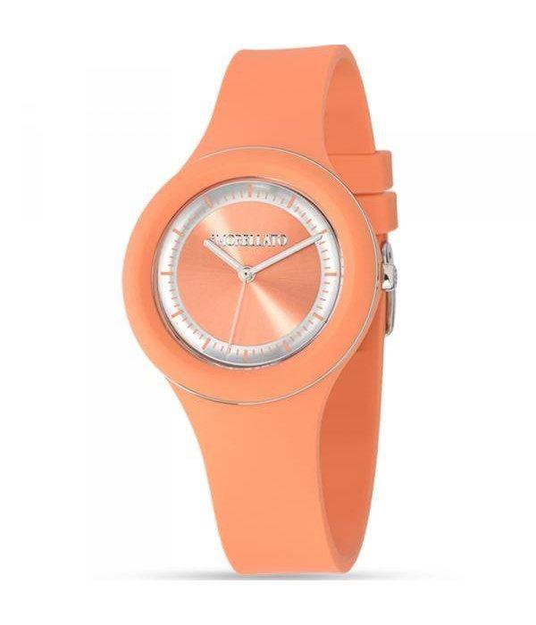MORELLATO Colours horlge R0151114581 in zacht oranje kleur