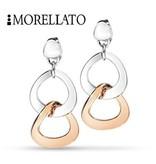 MORELLATO SENZA Ohrring SKT05 IN rosé und silber Edelstahl