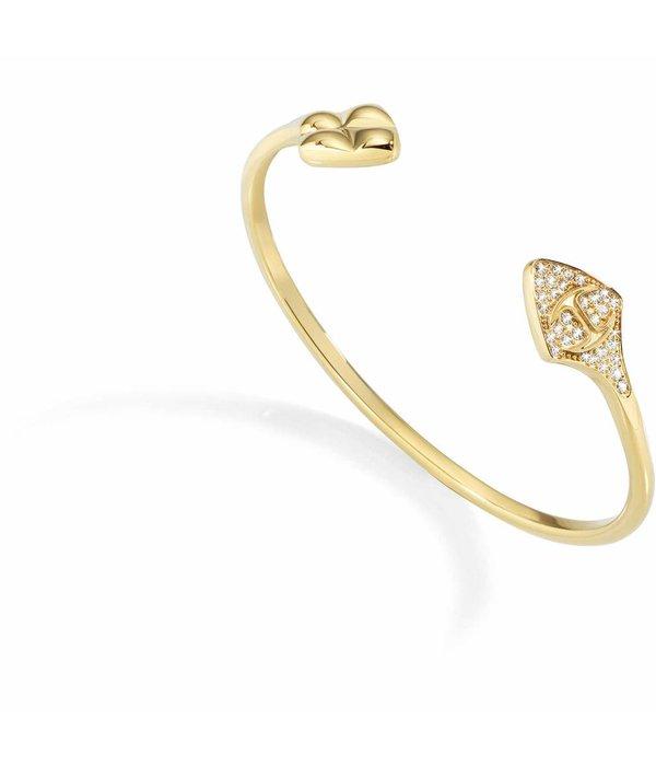 JUST CAVALLI Just Skin SCAGD07 dames armband goud kleurig