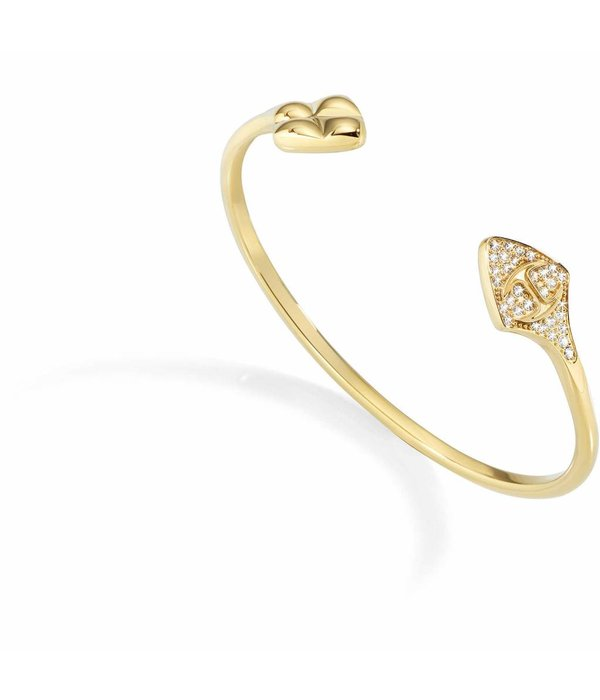 JUST CAVALLI Just Skin SCAGD07 ladies bracelet gold