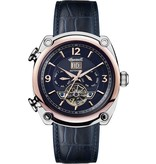 INGERSOLL LE MICHIGAN - I01101 - montre - automatique - cuir - 45mm
