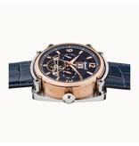 INGERSOLL THE MICHIGAN - I01101 -  horloge - automaat - leer - 45mm