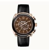 INGERSOLL The Michigan I01202 heren horloge, quartz met dag aanduiding