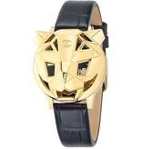 JUST CAVALLI Nur Tiger - R7251561504 - Uhr - Leder - Gold - 34mm