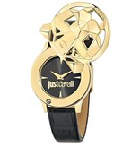 JUST CAVALLI Just Tiger - R7251561504 - watch - leather - gold - 34mm