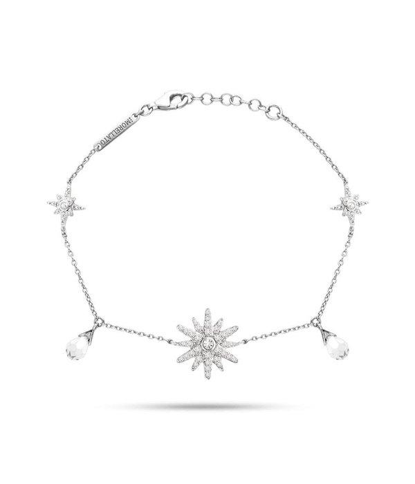 MORELLATO SAHK17 PURA Armband aus Silber mit CRYSTAL 925