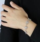 MORELLATO SAHK15 PURA Armband aus Silber mit CRYSTAL