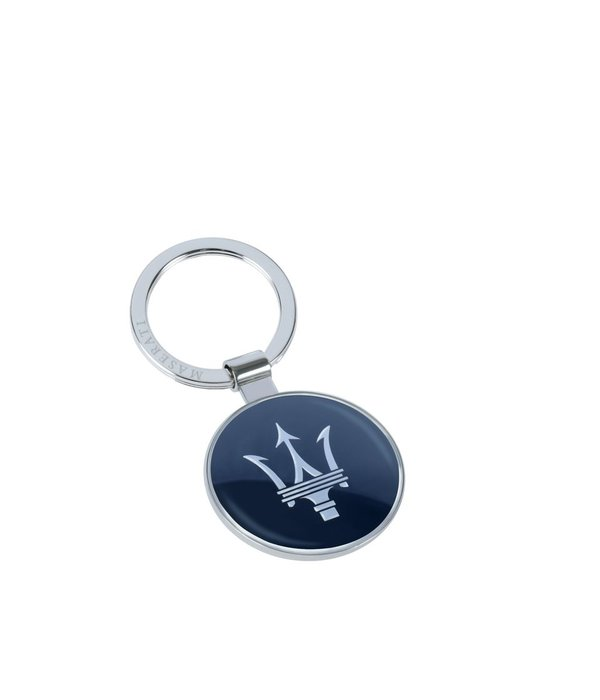 MASERATI  KMU4160109 KEY BLAU MIT LOGO Maserati