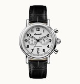 INGERSOLL I01002 Daniells THE MEN'S WATCH, CHRONOGRAPH WITH BLACK LEATHER STRAP