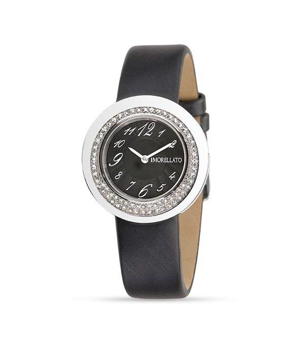 MORELLATO LUNA R0151112503 dames horloge met kristallen