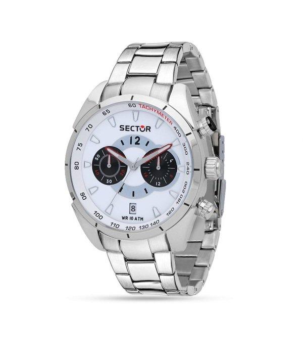 """SECTOR """"330"""" racing R3273794004 heren horloge, chronograaf"""