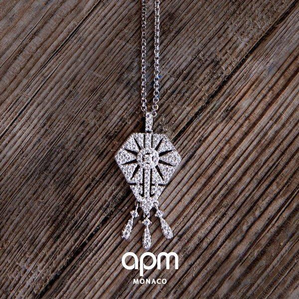 """AP10105OX """"1930"""" necklace"""