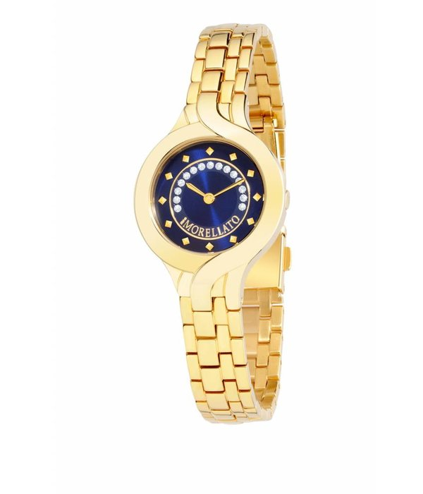 MORELLATO R0153117508 Burano watch gold with blue dial