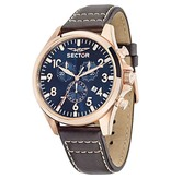 "SECTOR R3271690019 Collection ""180"" men's chronograph watch"