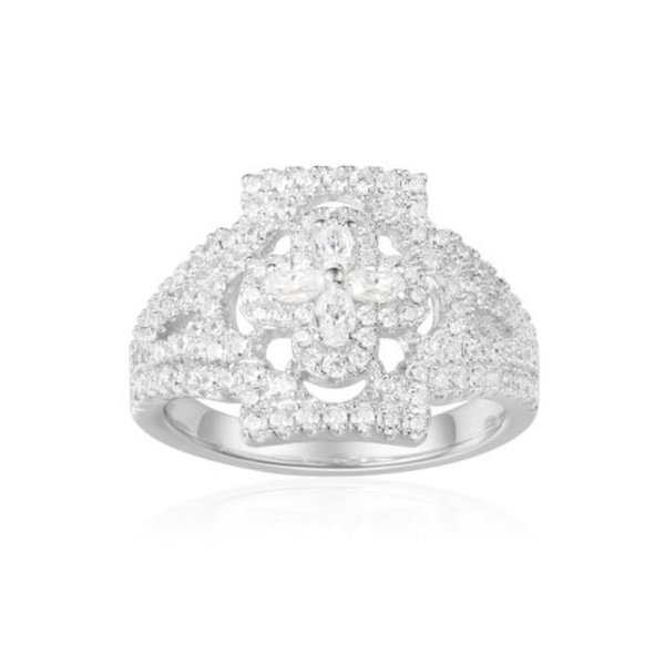 Gotique -  A17646OX -  dames ring