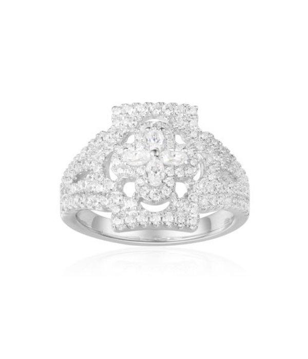 APM MONACO Gotique - A17646OX - Ring - Silber 925% - Zirkonium