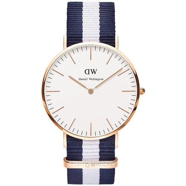 Klassische Glasgow - DW00100004 - Uhr