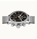 INGERSOLL De Aspley - I02901 - horloge - chronograaf - zilver - 45mm