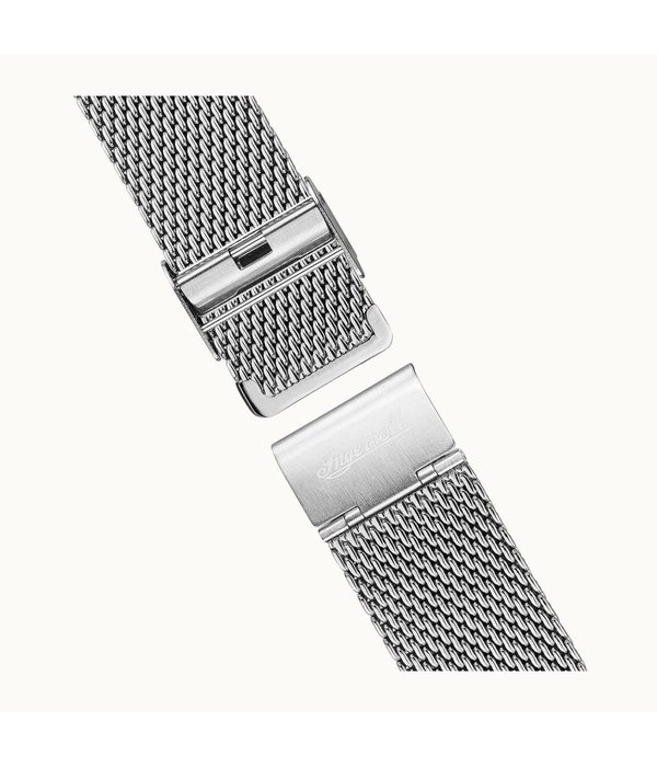 INGERSOLL Die Aspley - I02901 - Uhr - Chronograph - Silber - 45mm