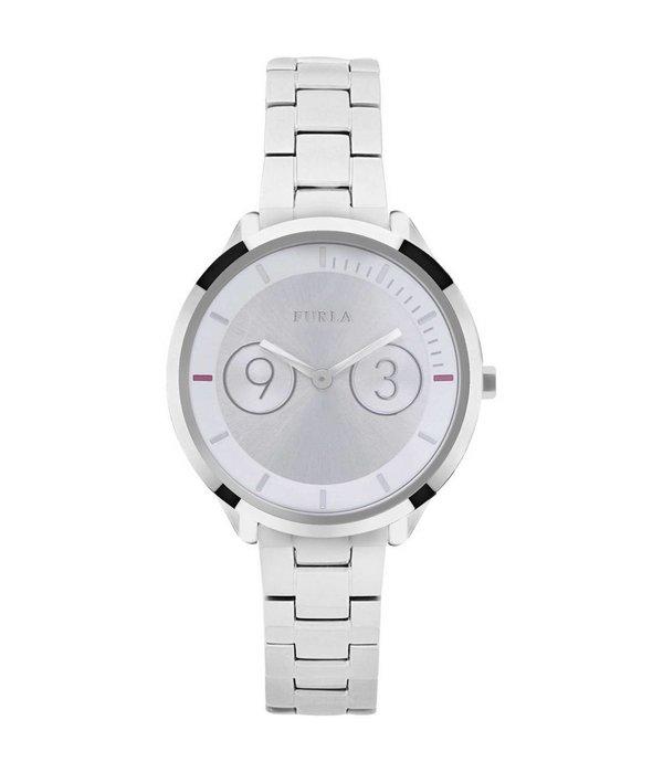 FURLA Metropolis - R4253102509 - horloge - zilver kleurig - 31mm
