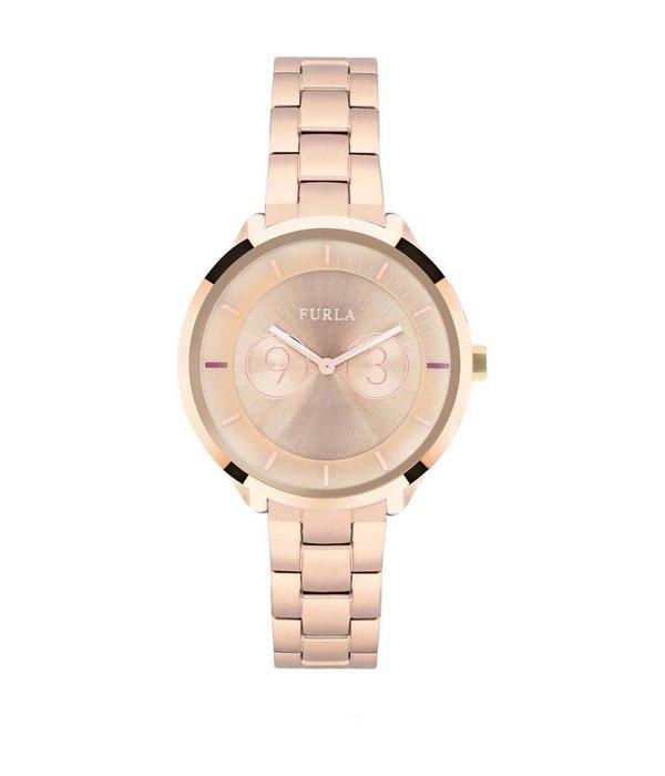 FURLA Metropolis - R4253102518 - horloge - rosé kleurig - 31mm