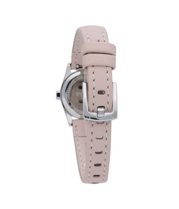 FURLA EVA - R4251101508 - ladies watch - leather - silver - 25mm