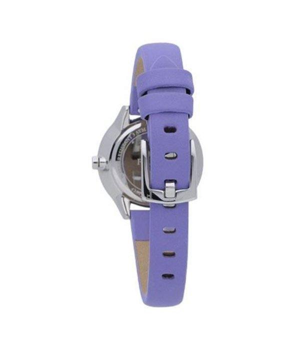 FURLA Metropolis - R4251102506 - horloge - leer - zilverkleurig - 31mm