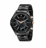 MASERATI  Circuito - R8873627001 - watch - chronograph - black - 44mm