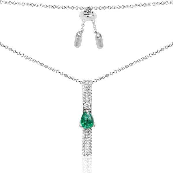 Menthe a l'eau - AP10173XKG - necklace - 50cm
