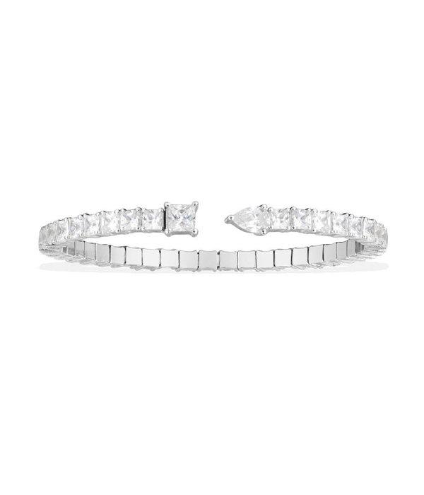 APM MONACO Zebulon - AB3329OX - armband - zilver 925% - zirconium - M