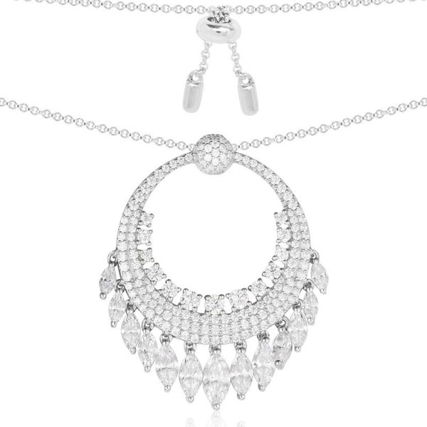 Les Cascades - AC3387OX - necklace