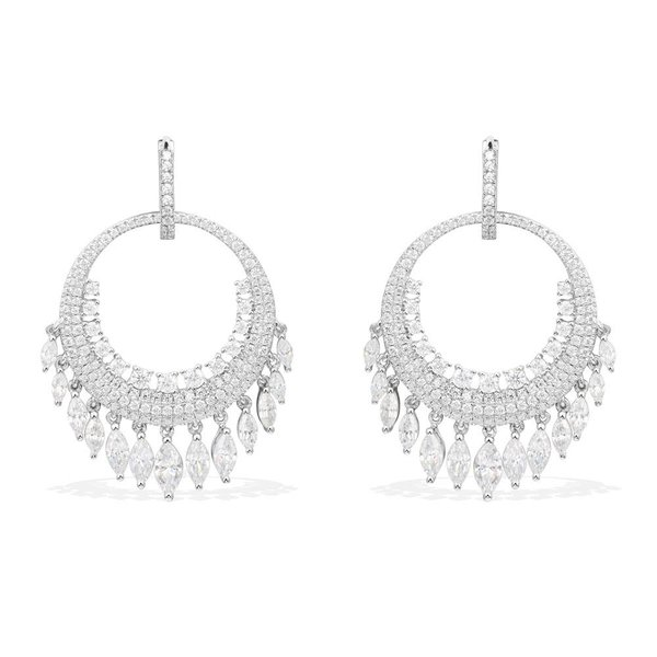 Les Cascades - AE9664OX - earrings