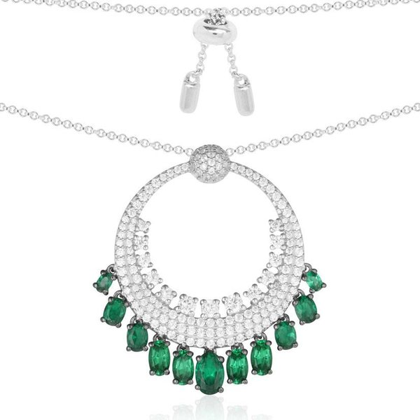 Les Cascades - AC3388XKG - necklace