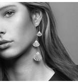 APM MONACO FLAMENCO earrings AE9229OX INZILVER WITH CRYSTAL