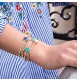 APM MONACO Valentine - AB3355XLPY - Armband - Gold - mittel