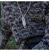 APM MONACO 1930 - AC3274XPL necklace - silver 925% - pearls - 80cm