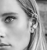 APM MONACO Luna - AE9885OX - boucles d'oreilles - argent 925% - Cristaux