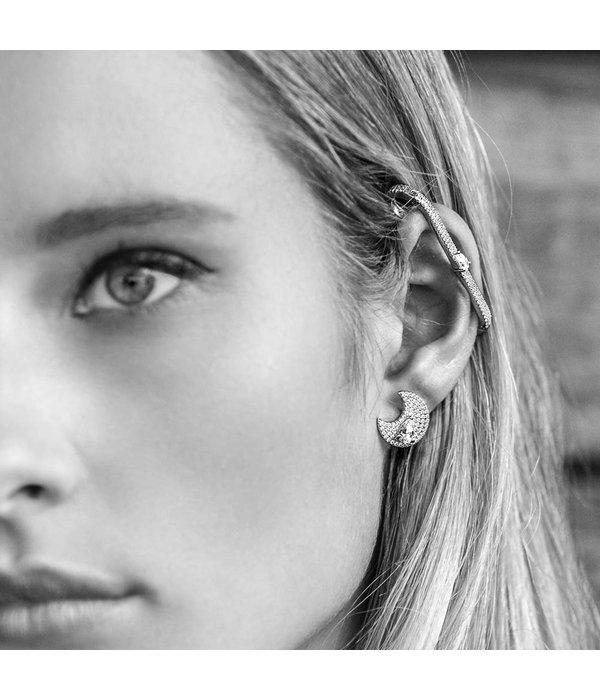 APM MONACO Luna - AE9885OX - earrings - silver 925% - Crystals