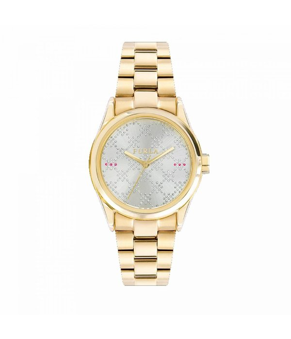 FURLA Eva - R4253101519 - ladies watch - gold colored - 35mm