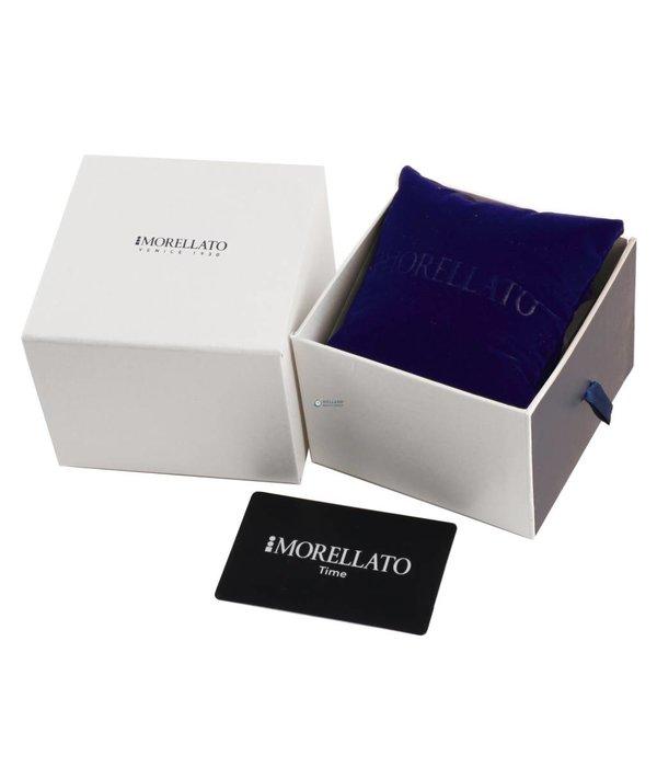 MORELLATO Ninfa - R0151141503 - Damenuhr - Leder - Silber - 30 mm
