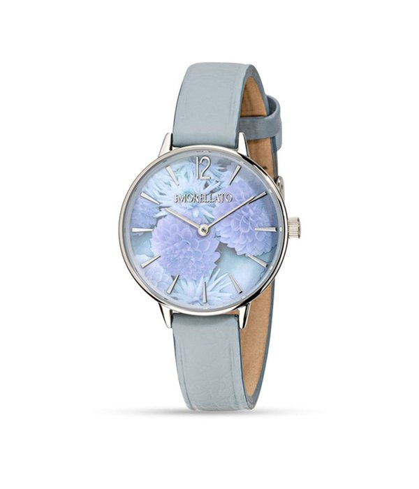 MORELLATO Ninfa - R0151141504 - Ladies watch - Leather - Silver - 30mm