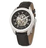 MASERATI  Traguardo - R8871612001 - watch - automatic - silver - 45mm
