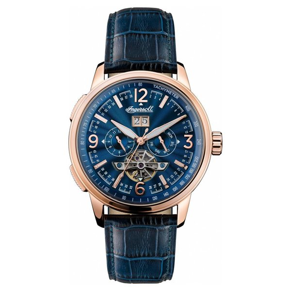 The Regent - I00301 - watch - 47mm