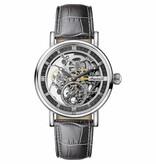 INGERSOLL I00402 The Herald - Men's Watch - Vending Machine - Silver - 40mm
