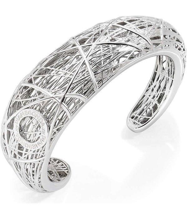 PIANEGONDA Nest - FP015008 - armband - zilverkleurig - zilver925%
